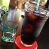 ロブソン コーヒー - ドリンク写真:○アイスコーヒー