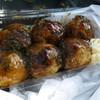 たこザムライ - 料理写真:たこ焼き6ケ 350円