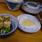 えびいち - 小さいけれど湯豆腐です