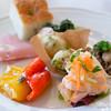 ヴィア・パルテノペ - 料理写真:前菜の盛り合わせ(ランチ)