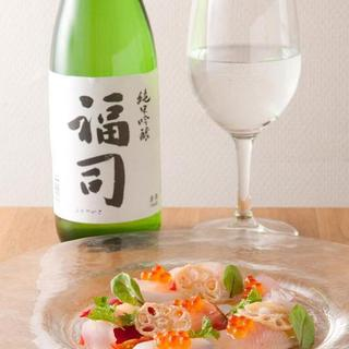 北海道釧路の地酒『福司』釧路の食材を釧路の日本酒で