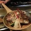 炉ばた焼 現吉 - 料理写真:鯛の頭 塩焼き