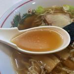 まつまる - スープ