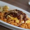 ハンプサード - 料理写真:トルコライス