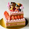 パティスリー・イチリン - 料理写真:イベントやバースデーケーキもたくさんご用意しております。