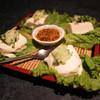 春香伝 - 料理写真:韓国風ヤッコ