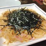 八峰 - ジャーマンポテトも食べ納め(>_<)