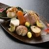 平等院表参道 竹林 - 料理写真:秋の吹き寄せ