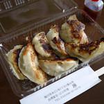 琳 - 持ち帰りの焼餃子 500円