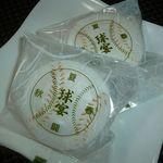 桔梗堂 - 球宴(1個) 168円