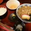和食須賀家 - 料理写真:たぬきランチ