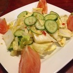 ホルモン やまと - 白菜サラダ¥480