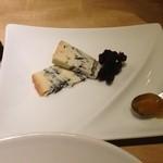 ヴィーノ ガッポ - ブルーチーズ