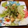アンジェニュ - 料理写真:サラダです