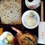 そば処 かすかべ 山喜 - 料理写真: