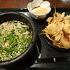 夢吟坊 - 料理写真:小うどんかき揚げセット(¥850)