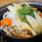 あづま - お昼のすき焼きコース