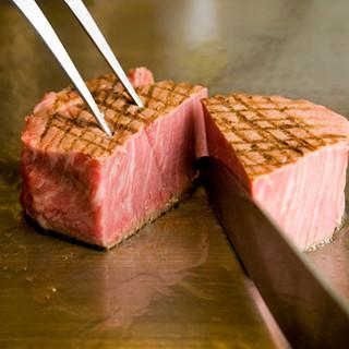 明治39年創業。老舗で味合う神戸牛のお料理