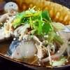 よい酔 樽屋 - 料理写真:岡山名産の鰆のうま味を閉じ込めた『鰆の柚子こしょう蒸し』