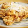 MARU - 料理写真:【唐揚げ】自家製のサクサクジューシー唐揚げ。当店自慢の味です☆