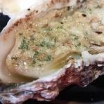 なぁ~た - 門司産生牡蠣の香草バターレア焼き