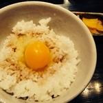 24518690 - 卵かけ御飯
