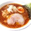 武市商店 - 料理写真:魚介スープをベースにしたらーめん『辛魚武市』