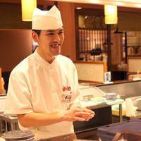 「北海道」「函館」の代表という気持ちで、鮮度と技で勝負します。