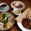 ブロッコ - 料理写真:密かに大人気ブロッコのディナーメニュー♪