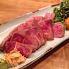 輝寿家 - 料理写真:和牛みすじ炙り 2,450円