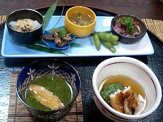 日本料理 宇治真苑