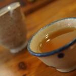 辺銀食堂 - 茶