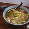 東華園 - 料理写真:肉ネギラーメン