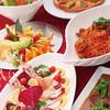 パティステージ - 料理写真:ディナーは土日祝日限定♪シェフ特製の本格イタリアンをご賞味あれ◎記念日・誕生日のディナーにもおすすめです!