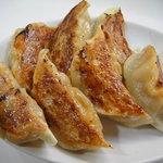 東北菜館 - 焼餃子