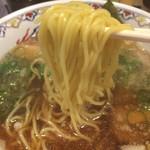 大福 - 麺は細め