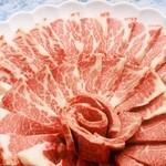 五郎八 - 料理写真:目で見て良いものだけを厳選! 世界一の極上馬刺し                     【五郎八】では社長自らが直接厳選した新鮮な馬刺のみを仕入れております。