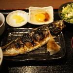 24581099 - 焼き鯖定食 880円(14年2月)