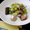 すし光 - 料理写真:先付けとサラダ