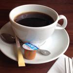 SALAD SHOP LANCIA - コーヒー