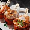合点 じんのすけ - 料理写真:じんのすけの看板鶏メニュー(^O^) 山梨信玄どり使用!         こんがり柔らかくジューシー仕上げ♪  『じんのすけ焼き』