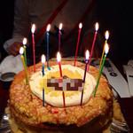 24587232 - バースデーケーキ持ち込み可☆