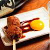 やきとり処 Katsu - 料理写真:『特製つくね』とろーりとした黄身をつけてお楽しみください!!