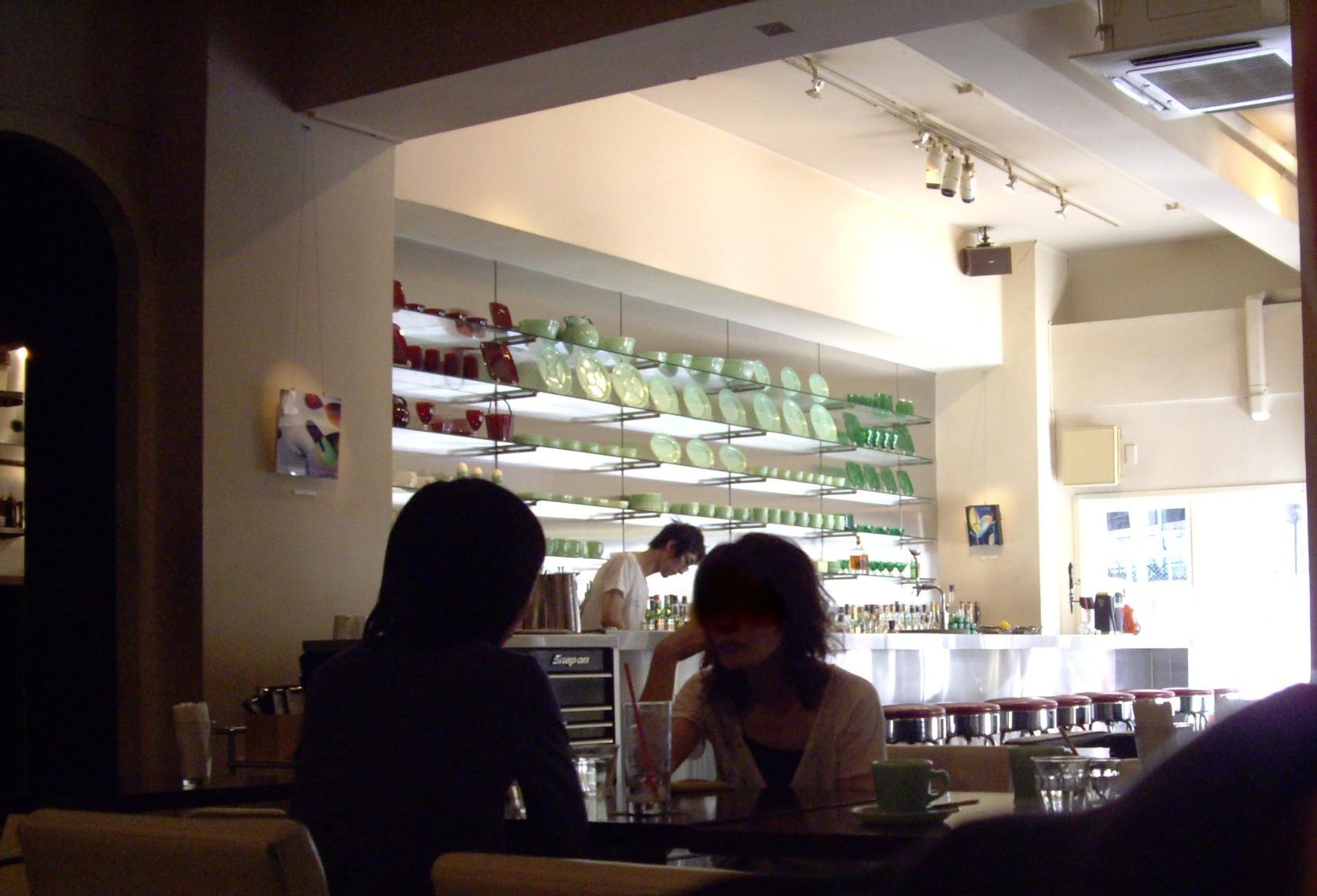 ファイヤーキング カフェ