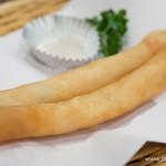 香妃園 - エビ、貝柱、しいたけの春巻【2014年1月】