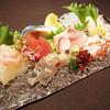 旬味 永いし - 料理写真:お造り 盛り合わせ7種盛(小)