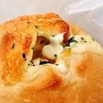 コンセルボ - 料理写真:チーズパン