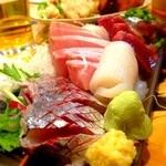 タカマル鮮魚店  - さしもり(o^^o)