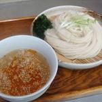 釜粋 - 塩つけ麺