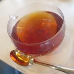 ココット - ニルギリオレンジペコティ¥500、ポットに1杯半はあります